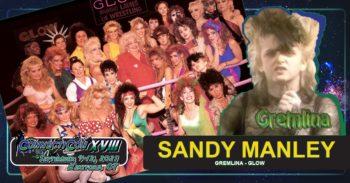 "Sandy ""Gremlina"" Manley"