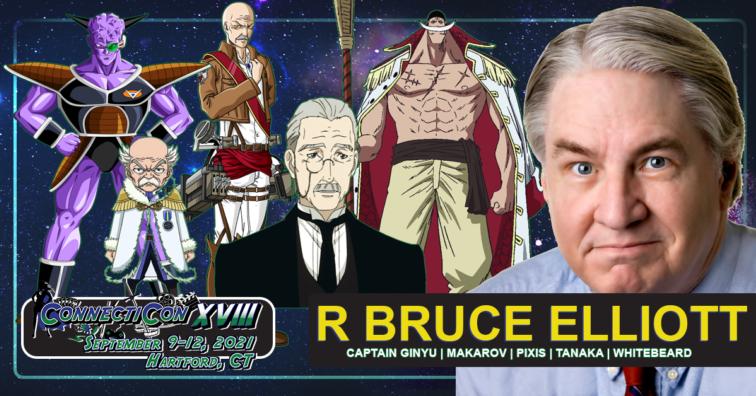 R Bruce Elliott