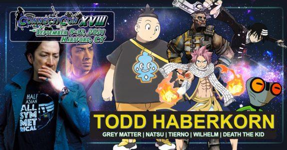 Todd Haberkorn